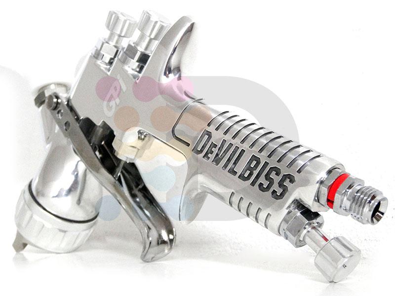 GPi DeVILBISS, FLG 5, GTi PRO, pistolet lakierniczy, pistolet do malowania, pistolet grawitacyjny