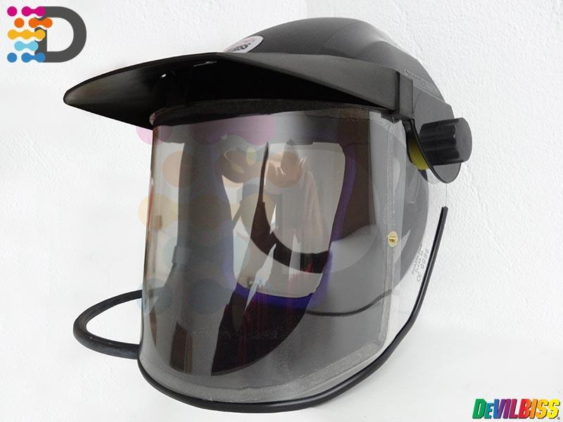 maska lakiernicza, maska pro visor devilbiss