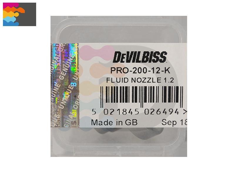 dysza do pistoletów DEVILBISS PRO 200-12-K
