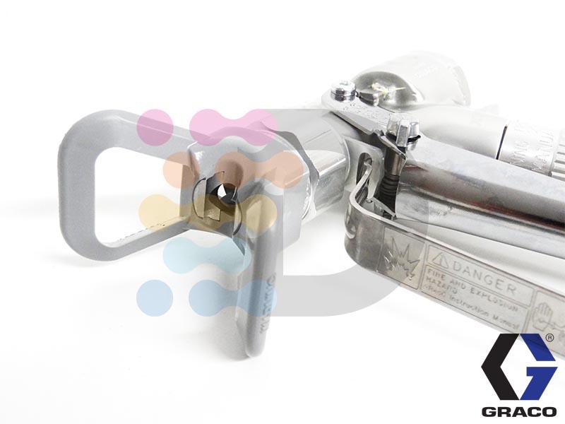 graco, xtr-5, pistolet airless, pistolet bezpowietrzny