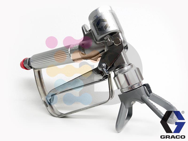 graco, xtr-7, pistolet airless, pistolet bezpowietrzny