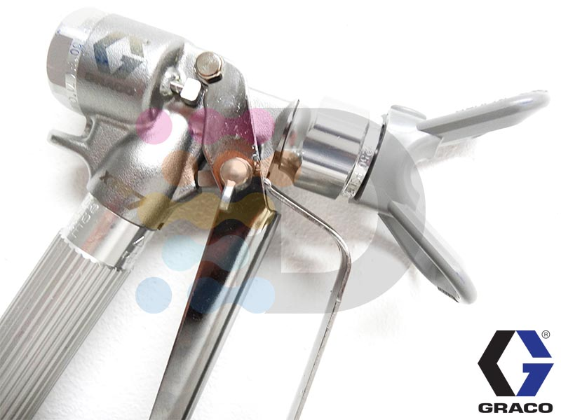 graco, xtr 7, pistolet graco,  airless